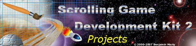 Scrolling Game Development Kit 2 Project Listing Logo
